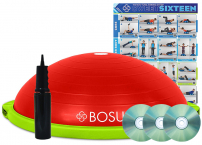 BOSU® Build Your Own (Červená/Zelená)