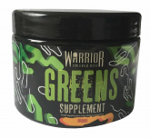 WARRIOR Greens 150 g pomeranč