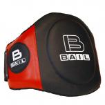 Tréninkový pás Belly Red to black BAIL