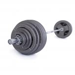 Olympijská činka TRINFIT 230 kg