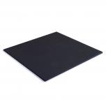 Podložka pod činky PROFI CF 20 mm / 100x100 cm / černá