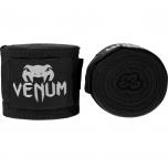 Boxerské bandáže Kontact 4 m Black VENUM