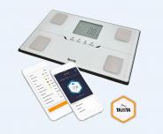 Osobní váha s měřením tuku TANITA BC-401 bílá