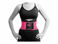 Zeštíhlovací pás - Slimming Belt MADMAX - růžový