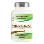 VEMOHERB Hericium (korálovec ježatý)60 kapslí