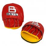 Boxerské lapy mini BAIL žluto-červené