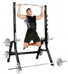 Posilovací lavice FINNLO MAXIMUM Squat Rack