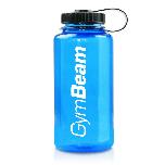 GymBeam láhev sport bottle 1000 ml modrá