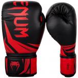 Boxerské rukavice Challenger 3.0 černé/červené