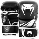 MMA sparring rukavice Challenger 3.0 černé/bílé VENUM