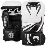 MMA sparring rukavice Challenger 3.0 bílé/černé VENUM