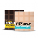 GymBeam Fitcheat Protein Chocolate 90 g