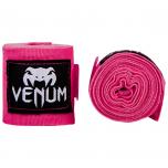 Boxerské bandáže Kontact 4 m Pink VENUM