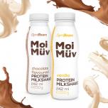 GymBeam protein milkshake MoiMüv 242 ml