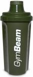 GymBeam shaker 500 ml olivově zelený
