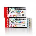 NUTREND Multicomplex Compressed Caps 60 kapslí