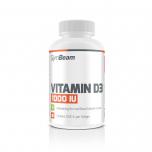GymBeam Vitamin D3 1000 IU
