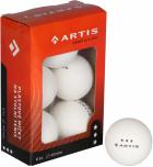 Míčky na stolní tenis 3* - 6 ks ARTIS