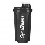 Shaker 700 ml GymBeam černý