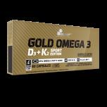 OLIMP Gold Omega 3 D3 + K2 Sport Edition 60 kapslí