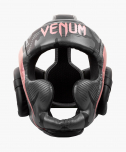Chránič hlavy Elite black/pink gold VENUM