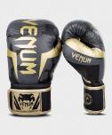 Boxerské rukavice Elite dark camo/gold VENUM