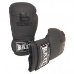 Boxerské rukavice Fitness White to Black BAIL vel. 10 oz