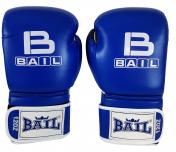 Boxerské rukavice Leopard vel. 12 oz. BAIL modro bílé