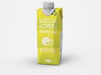 AQUA NOBEL Alkalická pramenitá voda 500 ml
