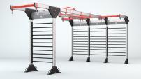 Klec Crossfit BH MAGSYS Middle Magbridge + 2x Wall