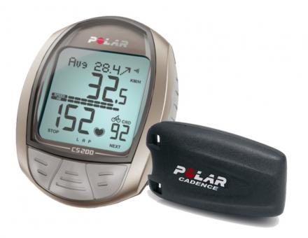 POLAR CS200cad