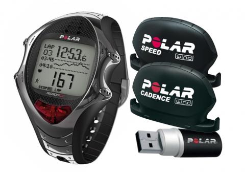 POLAR RS800CX Edition