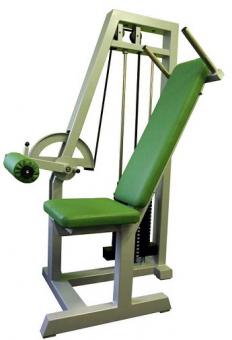 Posilovací stroj na břicho Stroj břichio spodní