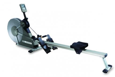 Veslovací trenažér Matrix Rower W1x