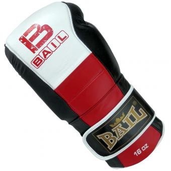 ... Boxerské rukavice 16 oz kůže Sparring gel BAIL · 1873g d437ad10a2