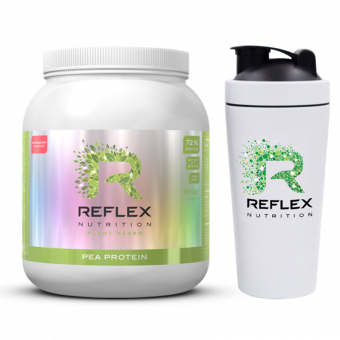 Pea-Protein-Strawberry-Shaker-Reflex-Nutrition