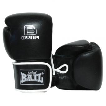 ... Boxerské rukavice 20 oz kůže Sparring BAIL černé · 1175g b813813ee8