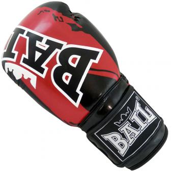 Boxerské rukavice B-fit 10 oz BAIL Red to black 5c2aa4e41e