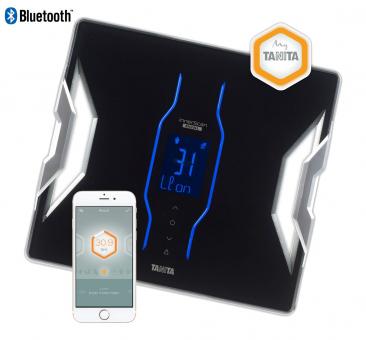 Osobní digitální váha RD953-blk app BTg