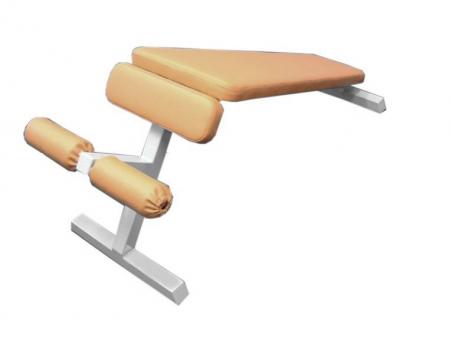 Posilovací lavice na břicho Lavice-břicho pevná okr