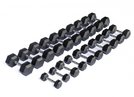 Sada jednoruček TRINFIT HEXA 1 až 10 kg