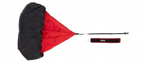 Odporový padák pro běh TUNTURI Speed parachute