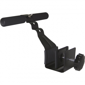 Posilovací stroj na břicho Opěrka nohou pod dveře na cvičení břicha TUNTURI (1)