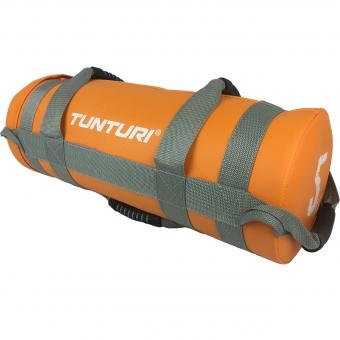 Zátěžový vak Strengthbag 5 kg TUNTURI oranžový