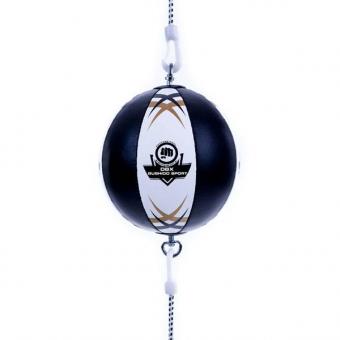 Reflexní míč, speedbag DBX BUSHIDO ARS-1164 bílo-černý