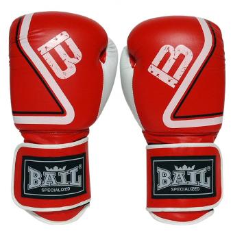... Boxerské rukavice Thaibox 14 oz BAIL · Rukavice Thaibox červené bdbb24f72f