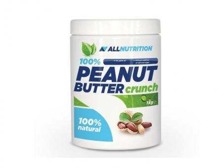 ALLNUTRITION 100% Peanut Butter 1000 g smooth