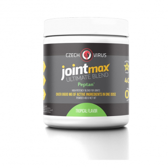 CZECH VIRUS Joint Max Ultimate Blend 460 g tropical