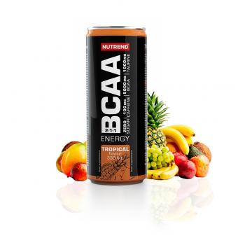 NUTREND BCAA Energy 330 ml tropical