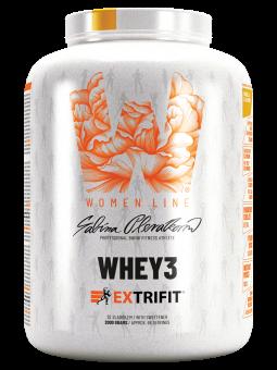 EXTRIFIT Whey3 - 2000 g
